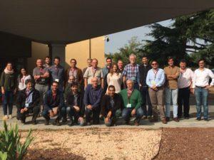 Equipo del IRTA para el proyecto Uso Eficiente del Agua en Agricultura